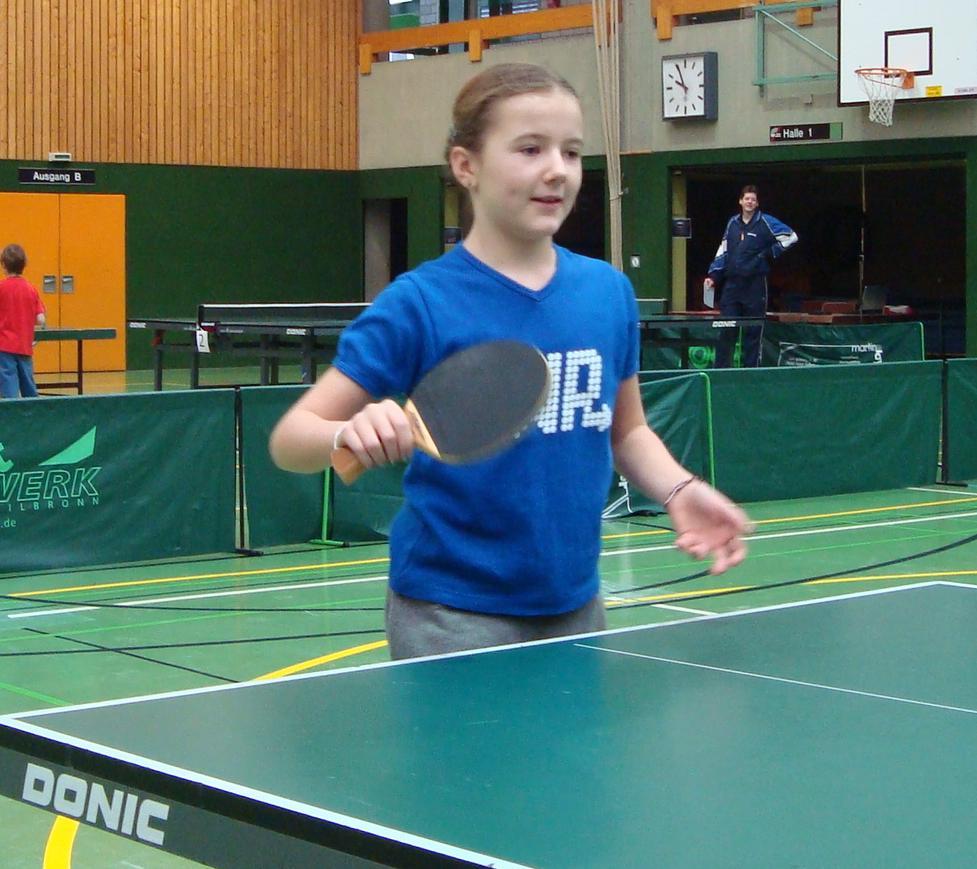 Megan Wörthmann – Minimeisterin der 9/10 Jährigen Mädchen