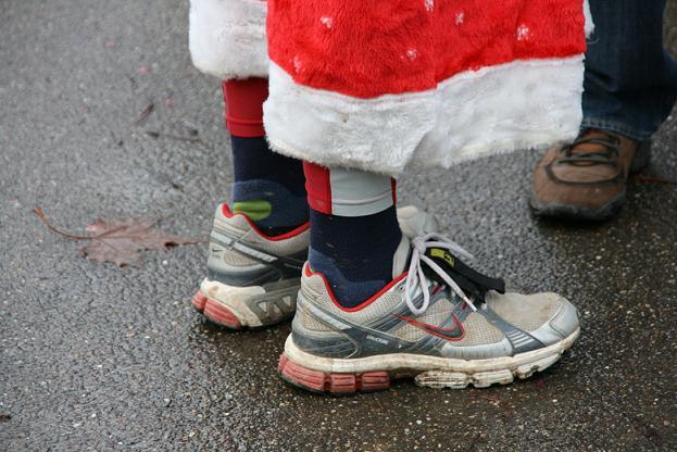 Was ein Nikolaus so